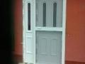 vrata ukrasni panel sa komarnik vratima