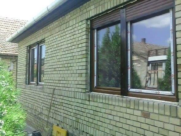 zlatni hrast prozori
